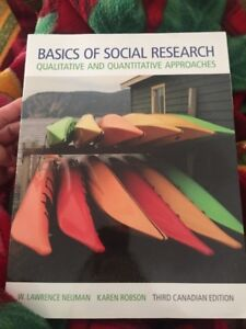 Basics of social research buy or sell books in ontario kijiji selling text book york university fandeluxe Gallery