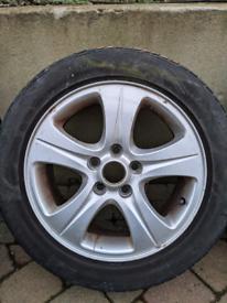 "Jaguar 16"" alloy wheel rim"