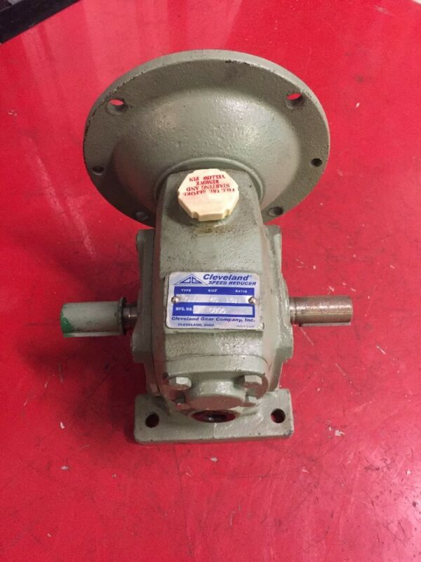 CLEVELAND SPEED REDUCER, Gear Box  UCHS Size 45, Ratio 15:1 0805