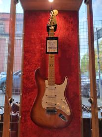 2009 Fender USA American Standard Stratocaster In Sienna Sunburst