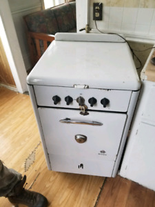 McClary gas stove working