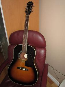 acoustic / electric guitar
