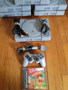 Sony Playstation 1 Consoles models - (5501/7501/7001/9001)