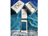iPhone 5s 64GB gold unlocked boxed