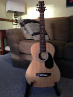 Acoustic Guitar 1/2 size (for kids)
