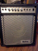 Washburn Amp Barely used
