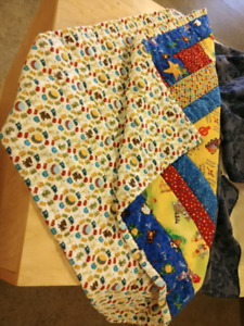 Handmade child size quilts