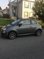 NEED TO SELL ASAP! 2013 Fiat 500 Sport Coupe (2 door)
