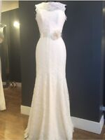 Further Reduced Brand New Mikaella Wedding Dress Style 1802