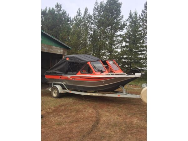 Used 2014 Thunder Jet Boats eco jet 176