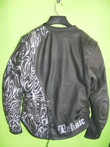 Ladies Teknic Leather Jacket  & Pants- Tribal - NEW at RE-GEAR Kingston Kingston Area image 3
