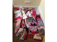 Huge Baby Girls Clothes Bundle 3-6m (70+ items)