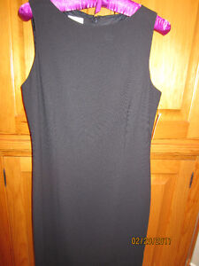 size 6 new black dress
