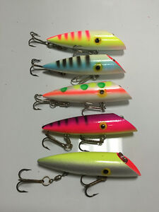 Wanted: Lyman Lures, will pay up to $20 each (Or trade) Kitchener / Waterloo Kitchener Area image 1