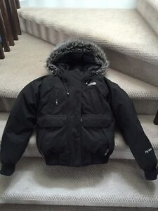 Womens XS North Face Winter Bomber Jacket