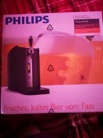 Still sealed in box Philips draft machine