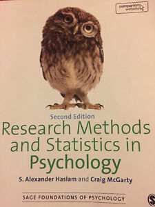 Research Methods and Statistics in Psychology 2nd Ed.