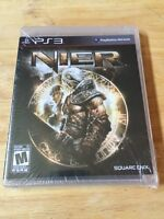PS3 Nier Factory Sealed for sale!
