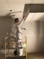 Fully insured drywalling, taping and painting company!
