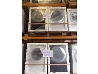 Graded Black & White Washing Machines for sale inc. warranty