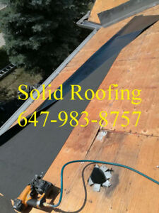 FREE ESTIMATE for Roofing services