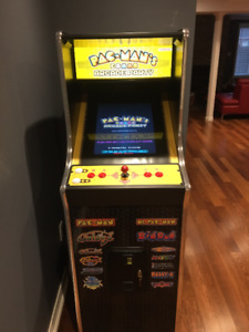 Pac-Man's Arcade Party Upright Arcade Game