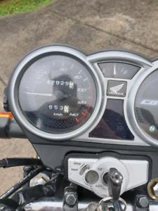 2014 Honda cb125e $850
