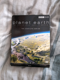 Plant earth dvd