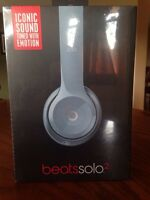 Brand new beats solo 2 unopened!!!!