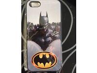 Custom Batman iPhone 5s cover