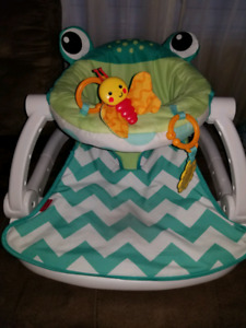 Fisher price sit-me up chair