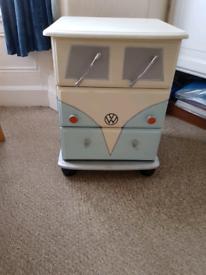 Upcycled drawers V-dub stye