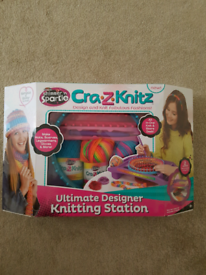 Brand New And Sealed Knitting Station