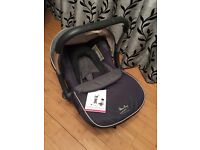 Brand new silver cross baby seat