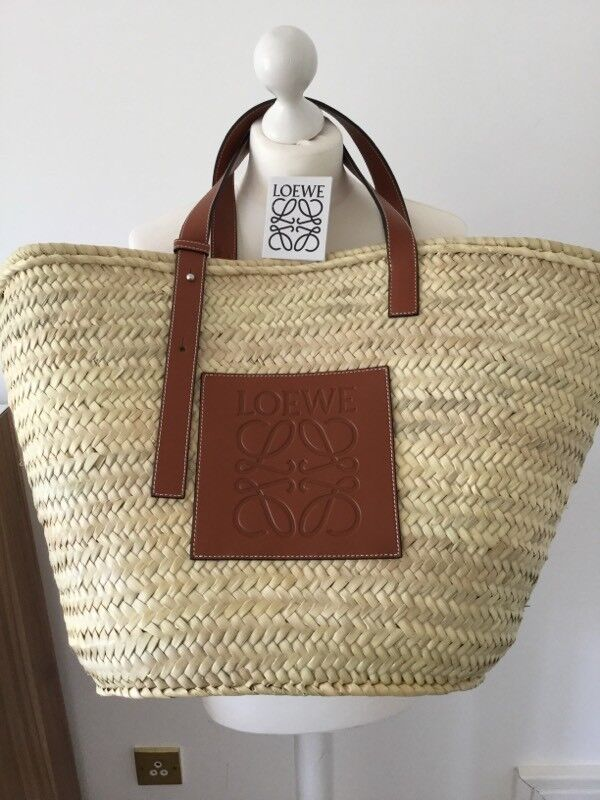989a4599175 Loewe Basket Bag   in Blackhall, Edinburgh   Gumtree