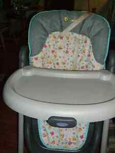 Graco Adjustable High Chair