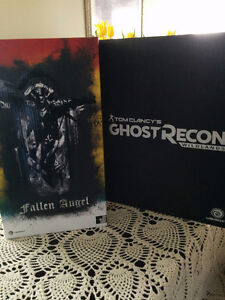 Ghost recon Wildlands Collectors Figure - NEW IN BOX