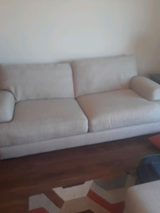 Love Seat, Ottoman and Chair (Oversize)