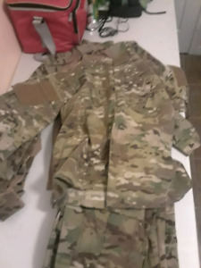 Army, airsoft, paintball gear