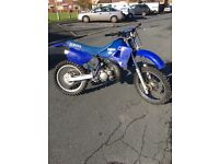 YAMAHA DTR 125 1993 BREAKING FOR SPARES
