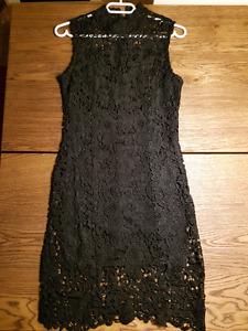 Classy & Sexy Lace Dress