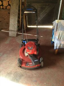 2016 toro personal pace self propelled AWD mower