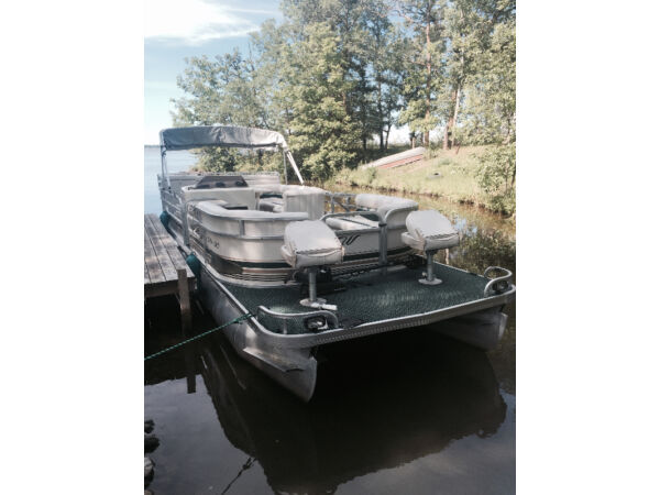 Used 2001 Other Weeres Pontoon