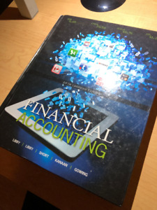 Financial Accounting : 5th Canadian edition