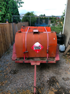 Tidy tank 500 litre open to any offers