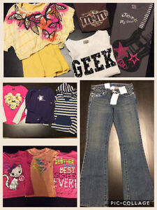 Girls Size 10/12 Lot of Clothes