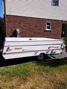 1998 Jayco Eagle Anniversary Edition 12ft