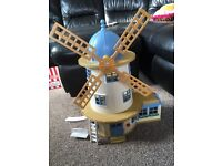 Sylvanian families windmill and extras bundle