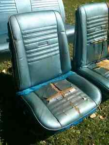 Bucket seats and rear seat 67 Beaumont 67 Chevelle Peterborough Peterborough Area image 1