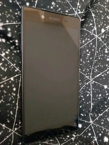 Unlocked near-mint condition Sony Xperia Z5